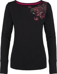 dámské tričko LOAP Aveny CLW18158 černé 8b7a872883