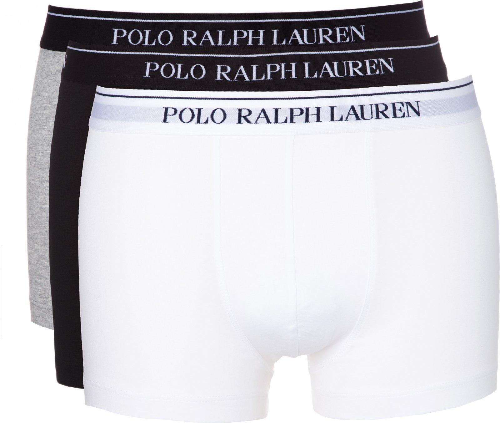 a08893024e Ralph Lauren 714513424003 3 pack černá bílá šedá od 1 099 Kč