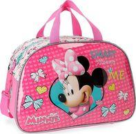 Joumma Bags sportovní taška Minnie Happy 2b3a8c6ce4
