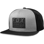 kšiltovka FOX Redplate Tech Steel Grey uni 599321a973