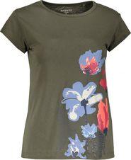 Khaki dámská trička s potiskem s EU velikostí oblečení 42 • Zboží.cz 72fee9f358