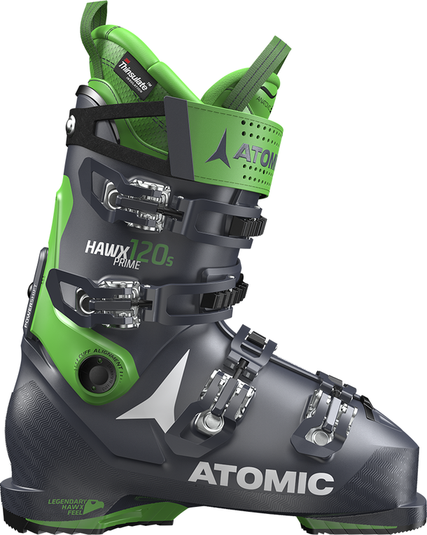 Atomic Hawx Prime 120 S šedé zelené 280 od 9 400 Kč • Zboží.cz 2a87500699