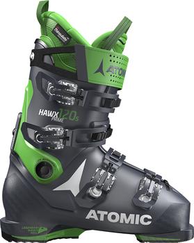 Atomic Hawx Prime 120 S šedé zelené 280. Sportovní lyžařské boty ... 7a800c3799