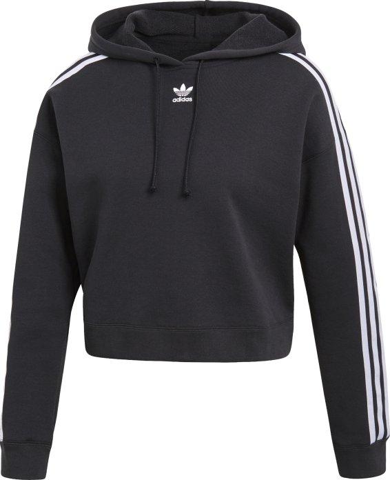 3c9d43880a Adidas Originals Cropped Hoodie černá od 1 038 Kč