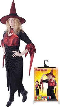 bb5d64db6b1 Rappa Čarodějnice + klobouk M. Karnevalový kostým ...