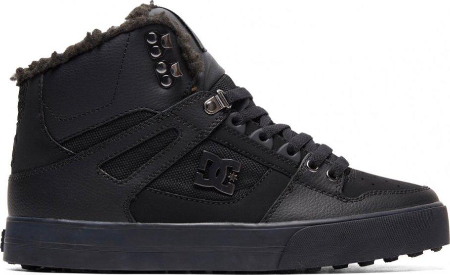 DC Shoes Pure WC High Top Winter Black Black Black od 1 890 Kč • Zboží.cz 3fc28ea2b9