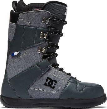 DC Phase šedé. Šedé pánské snowboardové boty ... 87df40548d