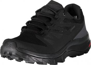 8b76800b42f6 Salomon Outline GTX L40477000 Black Phantom Magnet 45 1 3 od 2 045 ...