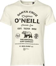 pánské tričko O Neill LM Muir T-Shirt 8A2379-1030 bílé 590cb5fbef