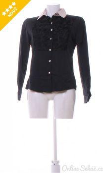Dámská elegantní košile KK FASHION nový XL de531b0068