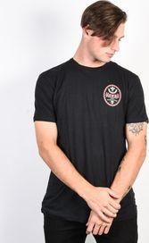 pánské tričko Quiksilver Hi Beer černé b3cee7130d