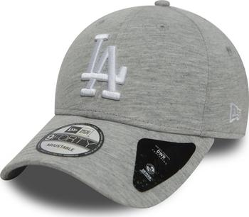 New Era 9Forty Los Angeles Dodgers Winterised The League Gray White ... bf5a306c2e