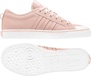 4a66ef70b25d Adidas Nizza Low Pink Clear Orange Crystal White 41 1 3 od 1 279 Kč ...