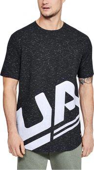 Under Armour Sportstyle Branded černé. Černé pánské sportovní tričko s  krátkým rukávem ... 91c666c8b92