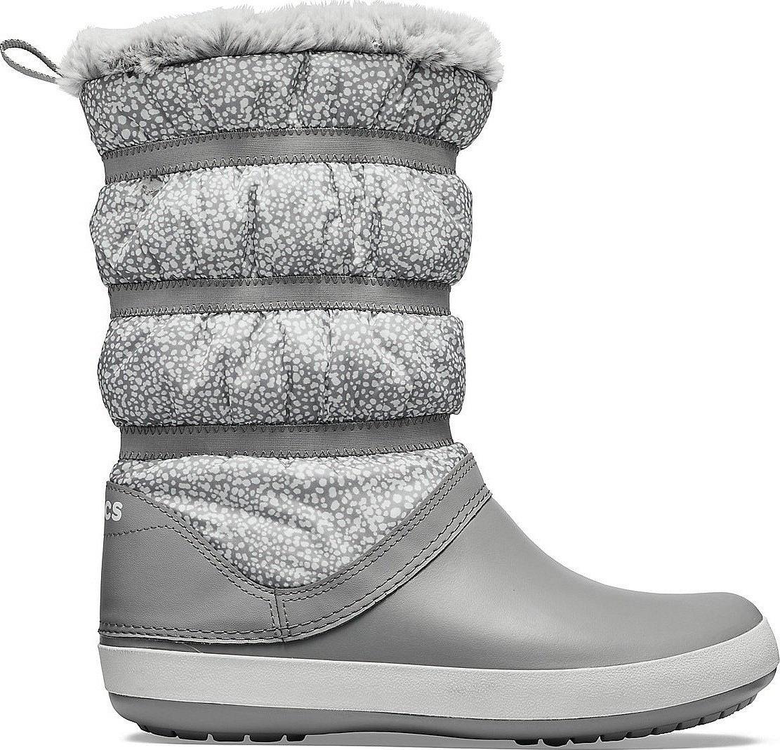 Crocs Crocband Winter Boot šedé šedé 38-39 od 1 799 Kč • Zboží.cz d8ded4ac94