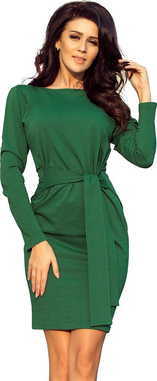 26463359fa6a Numoco Dámské šaty 209-2 zelené - Srovnejte ceny!
