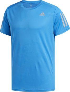 Adidas Response Tee M modré L. Lehké pánské tričko ... 1be07c1a64a