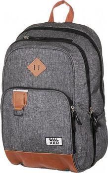 765b06fa11a Walker studentský batoh Concept Grey od 1 190 Kč • Zboží.cz