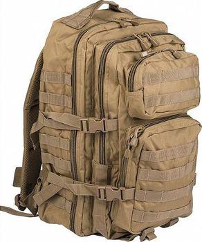 Mil-Tec Assault 20 l Olive. Praktický batoh je vyroben přes jedno rameno ... ca76a0be17