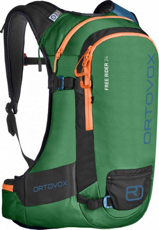 177d118bb1 Ortovox Free Rider 24 irish green od 4 655 Kč