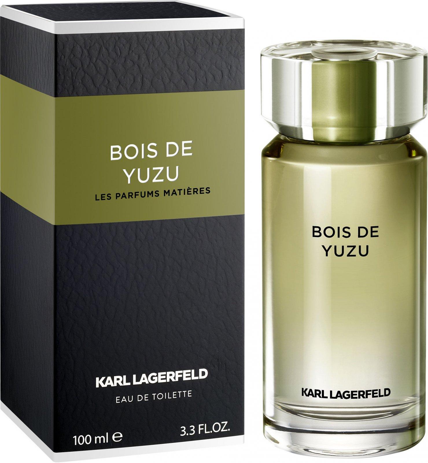 eba74c12ae1 Karl Lagerfeld Bois de Yuzu M EDT 100 ml od 494 Kč | Zboží.cz