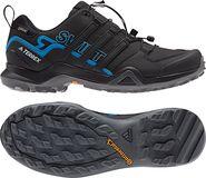 9d9216311d7 pánská treková obuv adidas Terrex Swift R2 GTX M černá modrá