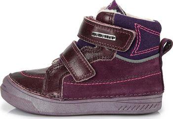 e3fc8d06c436 D.D.step dívčí obuv 040-3CL Barva  fialová