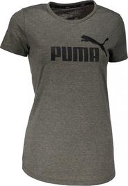 dc61339849bf dámské tričko PUMA Ess Heather Tee 85212715 Forest Night Heath