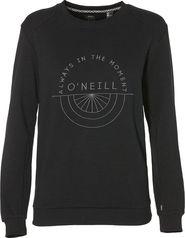 dámská mikina O Neill LW Easy Crew Sweatshirt černá XS 5eb522162c
