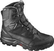 pánská zimní obuv Salomon Chalten TS CSWP Black Asphalt Pewter d91bcb924d8