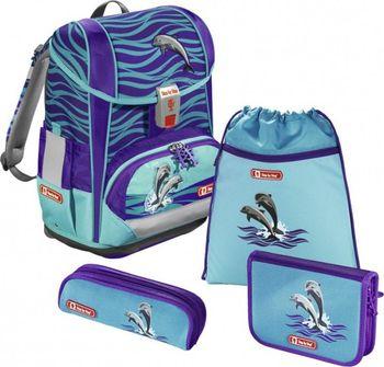 Step by Step Light 2 školní 4 dílný set delfíni od 3 989 Kč • Zboží.cz 82f846586d