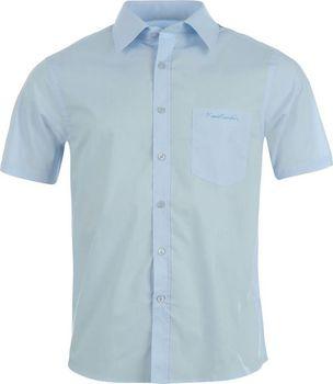 pánská košile PIERRE CARDIN - PLAIN BLUE - L… 5e69c8b3f8