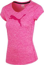 3a36de97220c dámské tričko Puma Heather Cat Tee růžové