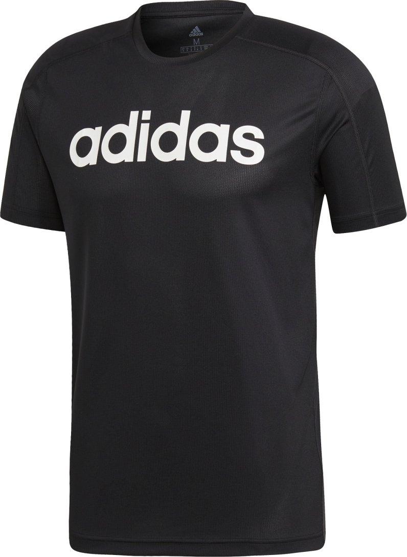 Adidas D2M Cool Logo T černé od 497 Kč • Zboží.cz 87220afd2c8