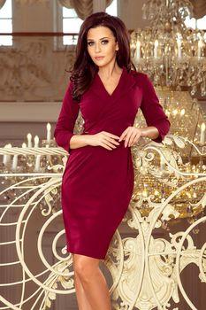 7bff7d2d7cfc Červené dámské šaty s velikostí XL • Zboží.cz