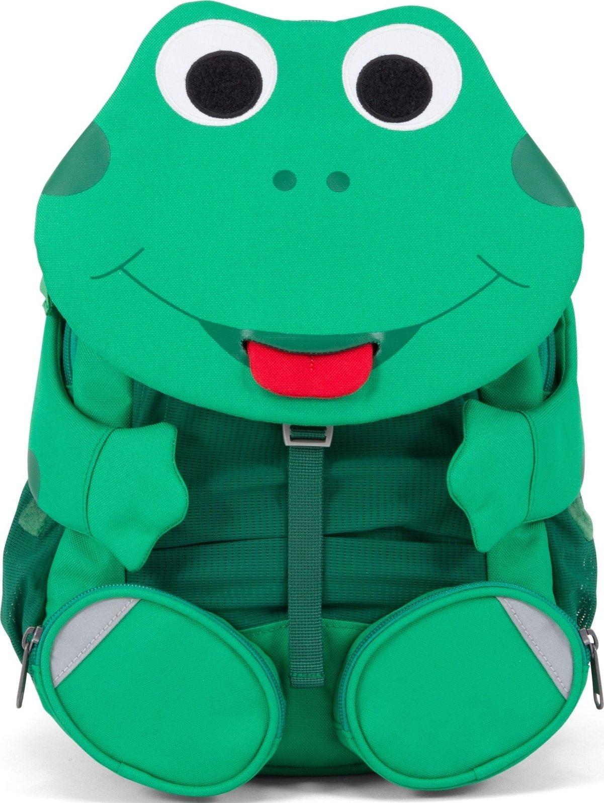 412539219d Affenzahn Fabian Frog Large 8l zelený od 1 380 Kč