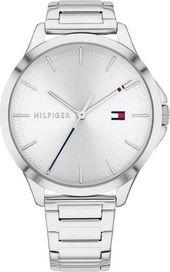 4d3126bfc Šedé/stříbrné hodinky Tommy Hilfiger | Zboží.cz