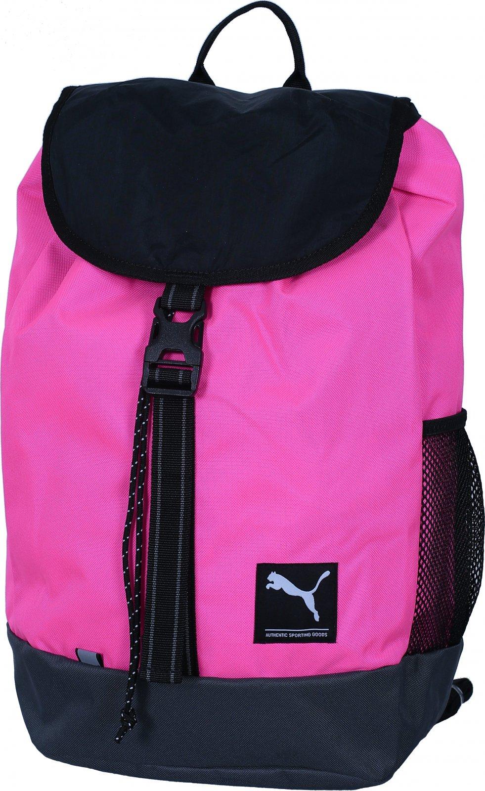 560d60b14f PUMA Academy Female Backpack 20 l Knockout Pink od 669 Kč
