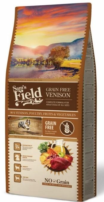 Sam's Field Grain Free Adult Venison 13