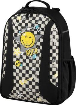 Herlitz Školní batoh be.bag airgo Smiley Rock od 1 490 Kč • Zboží.cz 3eaea73888