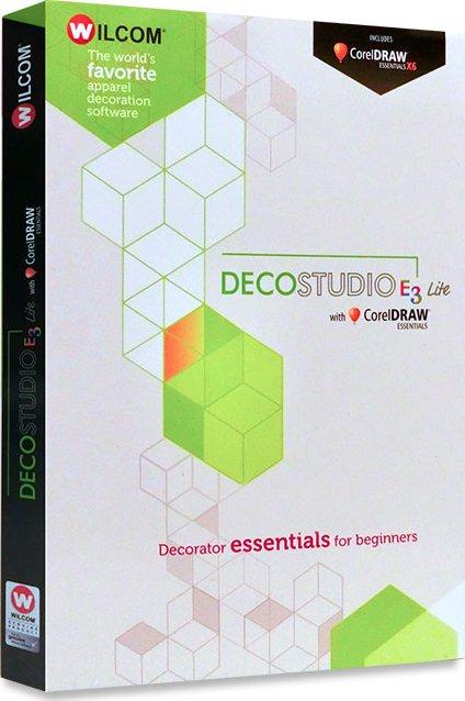 Vyšívací program Wilcom Deco Studio Lite E3