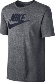 pánské tričko NIKE Sportswear Futura Icon šedá 109e9d2733f