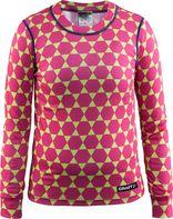 Craft Mix   Match dětské triko dlouhý rukáv oranžové bc2e109549