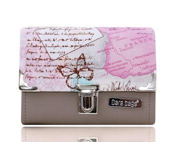 14b80186632 Dara bags Third Line Purse. Stylová dámská peněženka ...