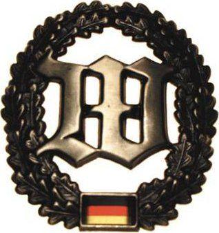 3a77f93c1 Odznak BW Wachbatallion (Strážní batalion)