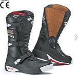 TCX COMP KID dětské motokrosové boty černé Velikost Provedení  29 75601fbbd9