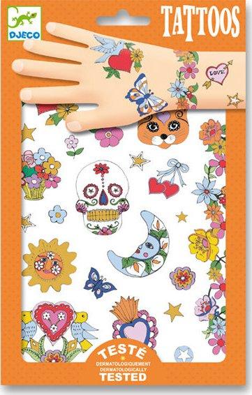 Djeco Mexický svátek tetování od 108 Kč • Zboží.cz cb1e5cbc40