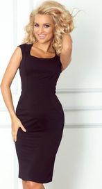 dámské šaty Numoco 53-9A černé 316e368ef2c