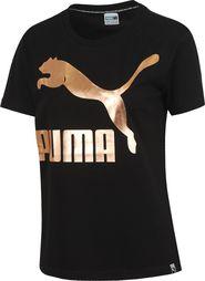 5fce029475ee dámské tričko PUMA Archive Logo Tee Cotton černá