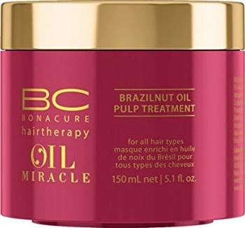 Schwarzkopf Professional BC Bonacure Oil Miracle maska pro výživu a  hydrataci vlasů 150 ml. Maska na vlasy ... b893175081f
